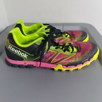 Reebok All Terrain Super Men's Size 10.5 Trail Shoes Multicolor Running Sneakers