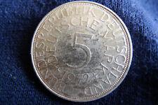5 DM 1972 *J* Kursmünze Silber