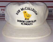 DON McCULLOUGH Dodge RAM Plymouth Chrysler Fiat Car Truck hat Dealer Auto Sales