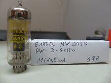 1x e180cc Heerlen MINIWATT D-magnetiche pinched waist Holy Grail Tube Valvola