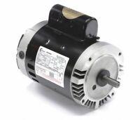Century B121 Pool Pump Motor, 3/4 HP, 115/230V, 3450 RPM, 56C