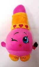 "Brand New 9"" Shopkins Lippy Lips Plush Stuffed Toy NWT"