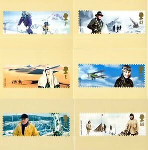 GB POSTCARDS PHQ CARDS MINT NO. 252 2003 EXTREME ENDEAVOURS 10% OFF 5+