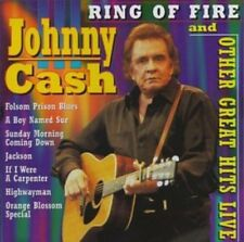 CD musicali country Johnny Cash