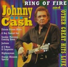 CD musicali country a country Johnny Cash