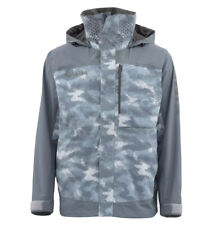 Simms Challenger Jacket - 3XL - Hex Camo Storm - New with Tags!!