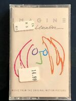 John Lennon SEALED Imagine Cassette Tape XDR EXPANDED DYNAMIC RANGE 1988