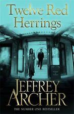 Twelve Red Herrings By Jeffrey Archer. 9781447221883