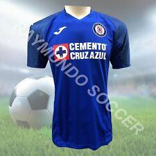 Joma Cruz Azul  2019 - 2020  Home Soccer Jersey