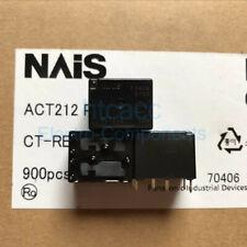ACT212 12V NAIS Automotive Relay 8 Pins