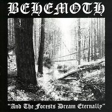 And the Forests Dream Eternally [Remaster] by Behemoth (CD, May-2005, Metal Mind Productions)