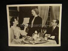 1940 Elizabeth Fraser Lynne Fontanne There Shall Be No Night Theatre PHOTO 750S