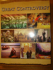 THE NEW ILLUSTRATED GREAT CONTROVERSY~ELLEN G. WHITE~MARK OF THE BEAST~HISTORY