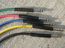 "TT Bantam 1ft (12"")  Cables for TT patchbays (Mogami) (UNIT PRICE)"