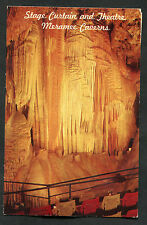 Posted 1966 View of Stage Curtains & Theatre, Meramec Caverns, Stanton, USA