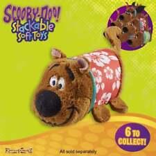 Scooby-Doo 10cm impilabile giocattolo morbido peluche-Hawiian Scooby-Doo