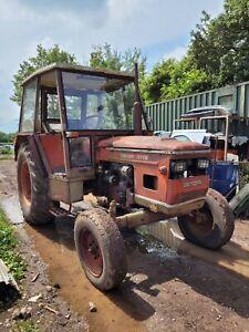 Zetor Tractor 6718