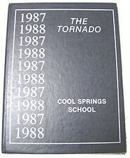 Cool Springs Middle School Yearbook Forest City North Carolina 1988