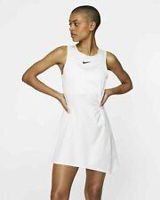 NEW NIKE COURT MARIA SHARAPOVA White WOMEN'S TENNIS DRESS SIZE XS AO0360-100