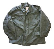 VINTAGE ALPHA INDUSTRIES M65 MENS XL Regular COLD WEATHER FIELD COAT JACKET