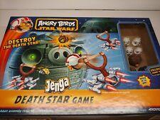 Angry Birds Star Wars Jenga Death Star Board Game