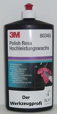 3M 80345 Polish Rosa Hochleistungswachs -  1 Liter