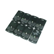 Lot of 8x - At&T Rim Blackberry 8820 Quad-Band World Smartphone, Cell Phone