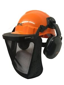 Stihl Function Basic Forestry Helmet with Face & Ear Protection (0000 888 0803)