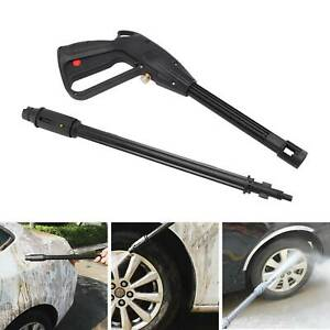 For Car High Pressure Washer Spray Gun Lance Trigger 160bar Jet Wash Water Gun