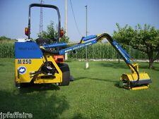 EPAREUSE M250 POUR TRACTEUR/MICROTRACTEUR compléte avec BROYEUR 0.60M