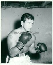 1960s Don Koontz Bakersfield Bomber Boxer Original News Service Photo