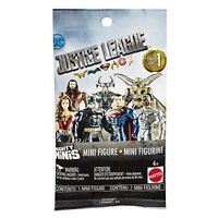 Mighty Minis Justice League Movie Series 1 Blind Bag DC Mattel Lot of 3 NEW