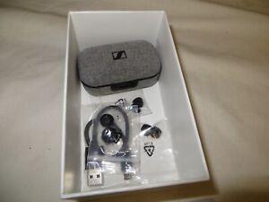 Sennheiser MOMENTUM True Wireless  Earbuds - Black - New Other