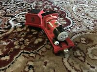 Diecast Talking James for Thomas & Friends Take N Play or Take Along Railway
