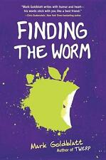 Finding the Worm von Mark Goldblatt (2015, Gebunden)