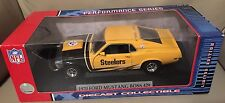 NFL PITTSBURGH STEELERS-1970 FORD MUSTANG BOSS 429-1/18-UPPER DECK