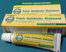 TRIPLE ANTIBIOTIC OINTMENT 1st aid help with infections