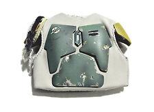 "1/6 12"" Sideshow STAR WARS BOBA FETT Chest Armor for Marmit Medicom Hot Toys"