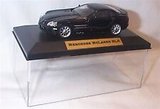 Mercedes Mclaren SLR in Black 1-43 scale  new in case