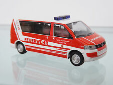 RIETZE 53609 H0 1:87 VW T5 GP LR FW Kandern nuevo en emb. orig.