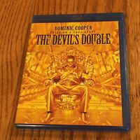 The Devils Double (Blu-ray Disc, 2011) Dominic Cooper Based On A True Story