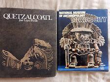 NATIONAL MUSEUM OF ANTHROPOLOGY MEXICO QUETZALCOATL PORTILLO