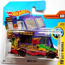 HOT WHEELS QUICK BITE HW CITY WORKS  Mattel [1P]