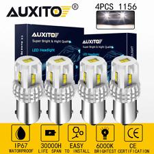 Auxito 1156 Led Light Bulbs P21W 7506 Car Truck Backup Reverse 6000K Hid White