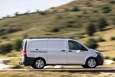 Vito AM/FM Stereo Commercial Vans & Pickups with Disc Brakes