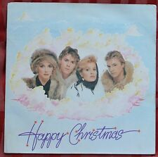 """More details for bucks fizz the land of make believe 7"""" christmas card rca 163 – vg"""