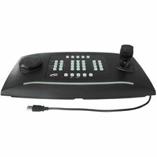 VideoTec DCZ Universal keyboard for managing CCTV applications from PC