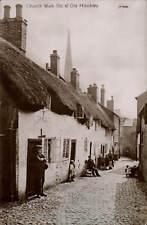 Hinckley. Church Walk Bit of Old Hinckley # 76484 by Valentine's.