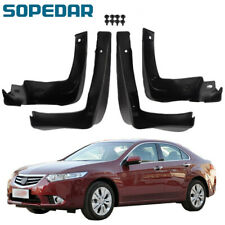 SOPEDAR 4PCS Car Mud Splash Guard Mudguard Mudflap For Honda Accord 2008-2012