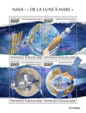"""Togo 2019 NASA """"From Moon to mars"""" """" (International Space Station)  S201911"""